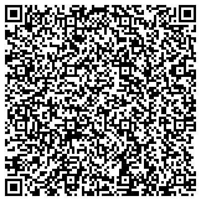 QR-код с контактной информацией организации Общество с ограниченной ответственностью профессиональная израильская косметика
