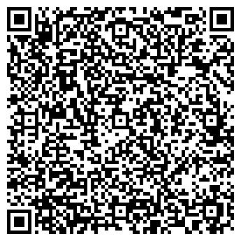 QR-код с контактной информацией организации Мединтерсервис, УП