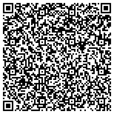 QR-код с контактной информацией организации Салон спортивных тренажеров
