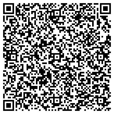 QR-код с контактной информацией организации Lady-sport