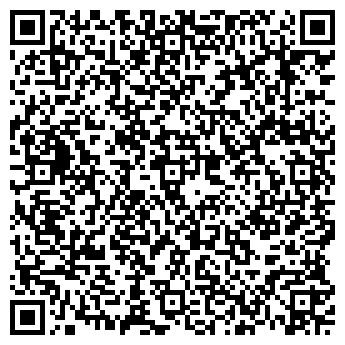 QR-код с контактной информацией организации Интернет магазин Гурана