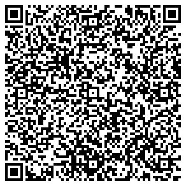QR-код с контактной информацией организации Торговая линия Прогресс