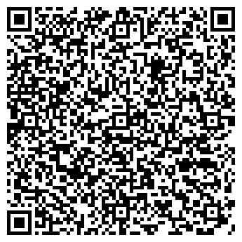 QR-код с контактной информацией организации Объединение irin park