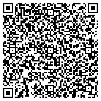 QR-код с контактной информацией организации АЙСБЕРГ РЕКЛАМЫ