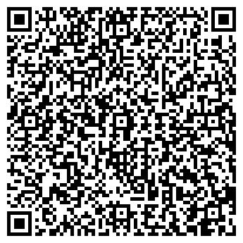 QR-код с контактной информацией организации ПП Кузняк