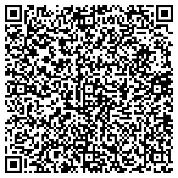 QR-код с контактной информацией организации Интерфейс+, ООО