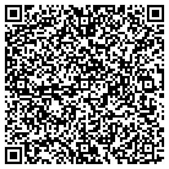 QR-код с контактной информацией организации Паллада Плюс