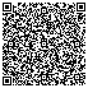 QR-код с контактной информацией организации AllDent