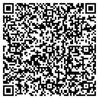 QR-код с контактной информацией организации Dental Vision