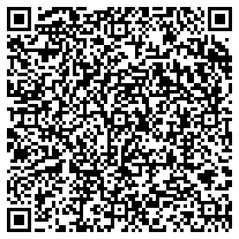 QR-код с контактной информацией организации ООО Фрог