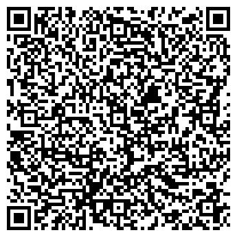 QR-код с контактной информацией организации ОАО БизнесАгро