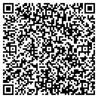 QR-код с контактной информацией организации AyVanGo TOO