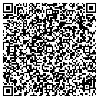 QR-код с контактной информацией организации Субъект предпринимательской деятельности Чп Гаращенко Е. Н