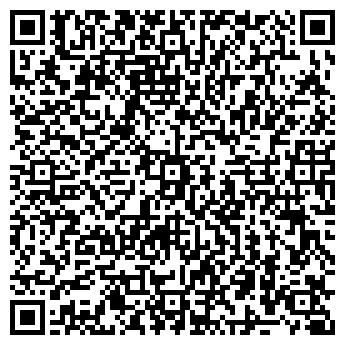 QR-код с контактной информацией организации ФОП Кисличенко