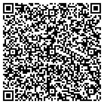 QR-код с контактной информацией организации Субъект предпринимательской деятельности ИП Иванов А. А.