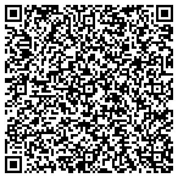 QR-код с контактной информацией организации Интернет-витрина автозапчастей «Канистра»