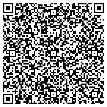 QR-код с контактной информацией организации АвтоЮвелир - удаление вмятин