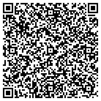 QR-код с контактной информацией организации ГЛХУ Каменецкое лесничество.