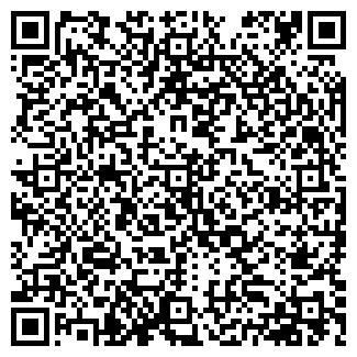 QR-код с контактной информацией организации DDA