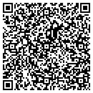 QR-код с контактной информацией организации Драйвер