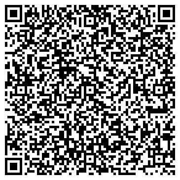 QR-код с контактной информацией организации Счастливые детки