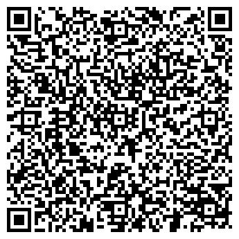 QR-код с контактной информацией организации Kings Avto