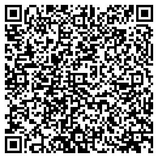 QR-код с контактной информацией организации TRANSCAR