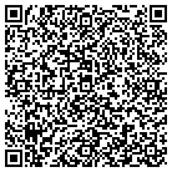 QR-код с контактной информацией организации internet magazin HOM