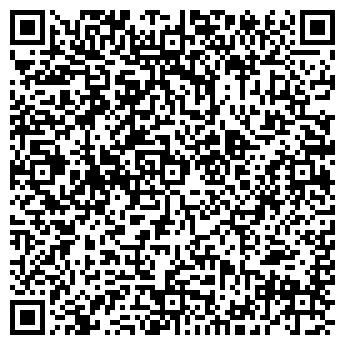 QR-код с контактной информацией организации ООО Макси флора