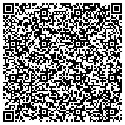 QR-код с контактной информацией организации Реклама внутри помещения. Интерьерная реклама.