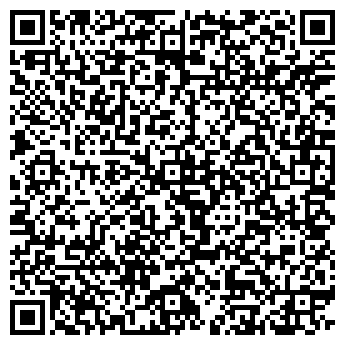 QR-код с контактной информацией организации ЧУП Техакспром