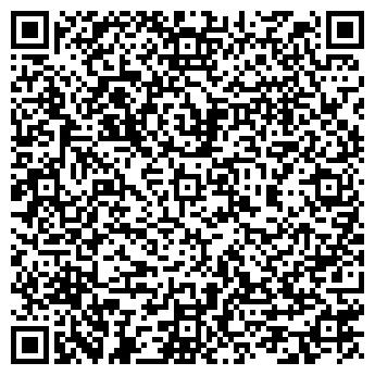 QR-код с контактной информацией организации PRinterior