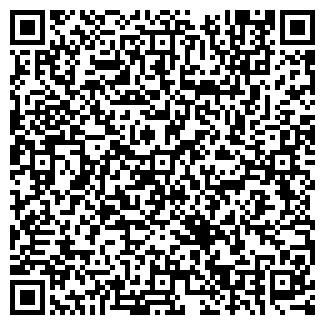 QR-код с контактной информацией организации Имидж Плюс