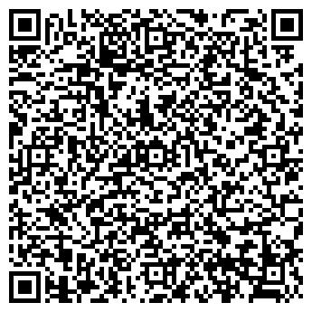 QR-код с контактной информацией организации Клевер, ООО