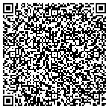QR-код с контактной информацией организации Вернисаж, ЧП
