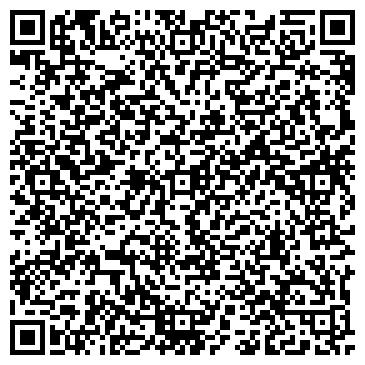 QR-код с контактной информацией организации Дина-Текс, ООО