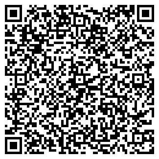 QR-код с контактной информацией организации Reflection, ИП