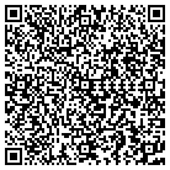 QR-код с контактной информацией организации ЧП Оргонон