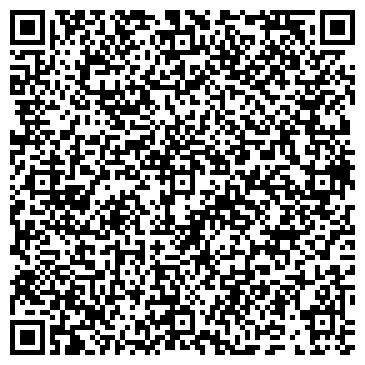 QR-код с контактной информацией организации ТОО АЛЬФА ЮГ СТРОЙ