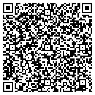 QR-код с контактной информацией организации Будмагазин