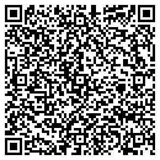 QR-код с контактной информацией организации ALLAN