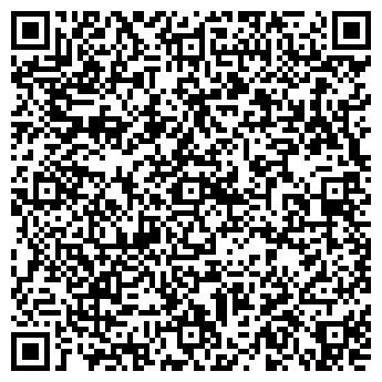 QR-код с контактной информацией организации ООО Укрмебельпроект