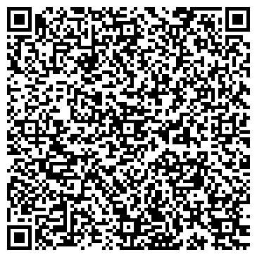 QR-код с контактной информацией организации Салон-магазин ДИЗАЙН ПЛАЗА