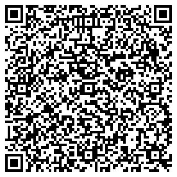 QR-код с контактной информацией организации Мако-декор, ООО