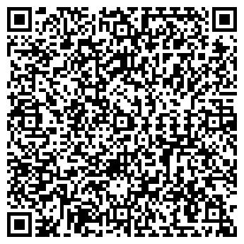 QR-код с контактной информацией организации Кровлинет, ООО