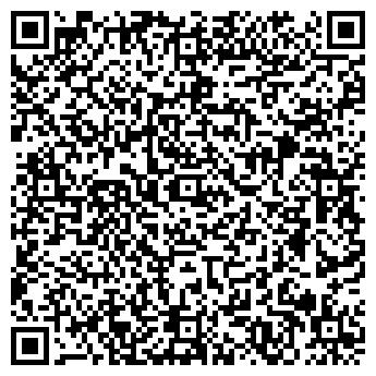 QR-код с контактной информацией организации Клинкертерра, ООО