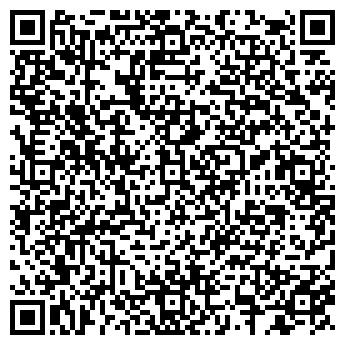 QR-код с контактной информацией организации UKRMOZAIKA