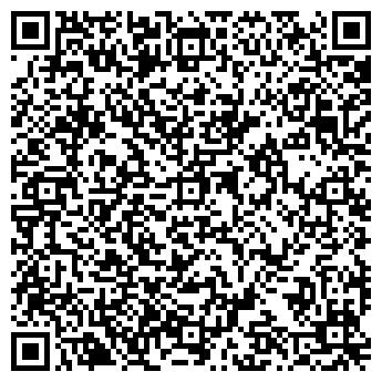 QR-код с контактной информацией организации империя мозайки