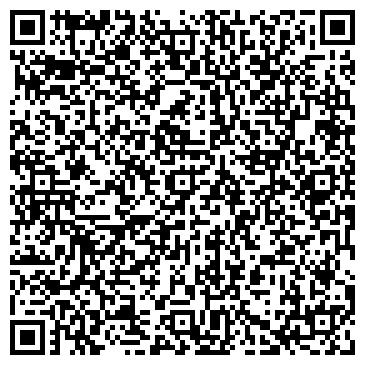 QR-код с контактной информацией организации Палитра, ТОО