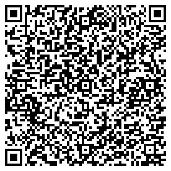 QR-код с контактной информацией организации Интернет-магазин Парус